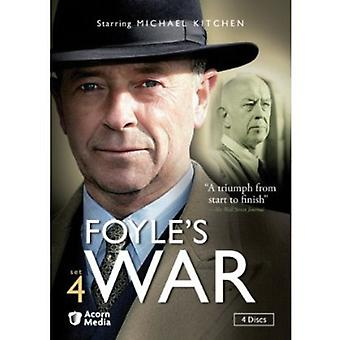 Foyle's War Set 4 [DVD] USA import