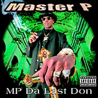 Master P - Mp Da sidste Don [CD] USA import