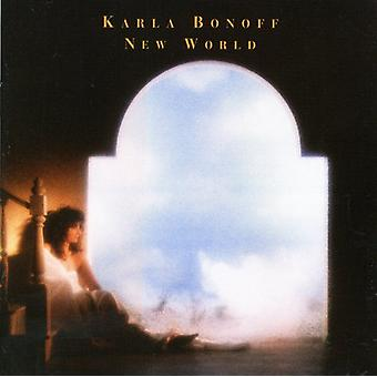 Karla Bonoff - New World [CD] USA import