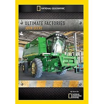 Ultimative Fabriken: John Deere [DVD] USA importieren