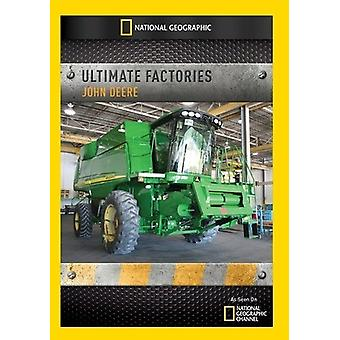 Ultimate Factories: John Deere [DVD] USA import