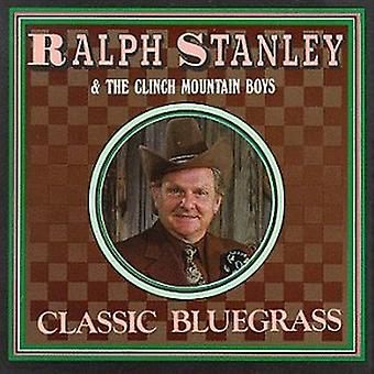 Ralph Stanley - klassisk Bluegrass [CD] USA import
