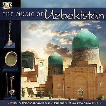 Deben Bhattacharya - Music of Uzbekistan [CD] USA import