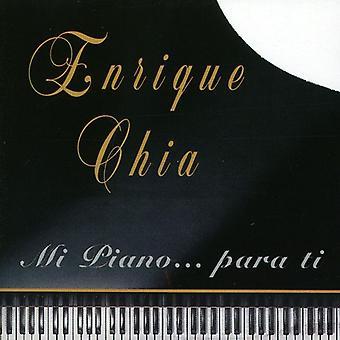 Enrique Chia - MI klaver Para Ti [CD] USA import