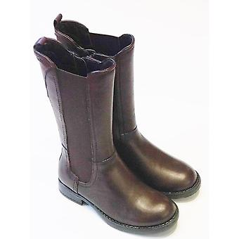Geox marron cuir genou Bottes taille UK6 | Geox Sofia