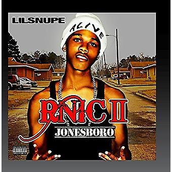 Lil Snupe - R.N.I.C. 2 Jonesboro [CD] USA import