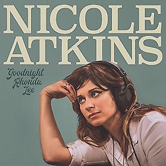 Nicole Atkins - godnat Rhonda Lee [CD] USA import