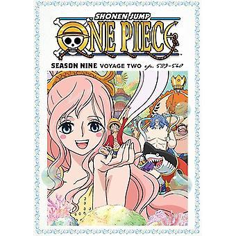 One Piece: Temporada 9 - dos de viaje [DVD] USA importar