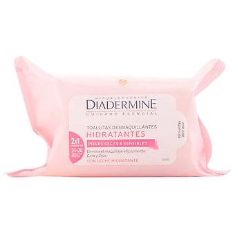 Diadermine Cleansing wipes 20 A Of.2X1 (Woman , Cosmetics , Skin Care , Facial Cleansing)