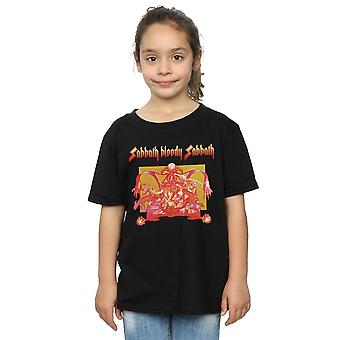 Black Sabbath Girls Sabbath Bloody Sabbath T-Shirt