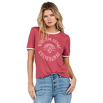 Volcom Ahle Rechte Kurzarm T-Shirt