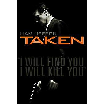Taken Movie Poster (27 x 40)