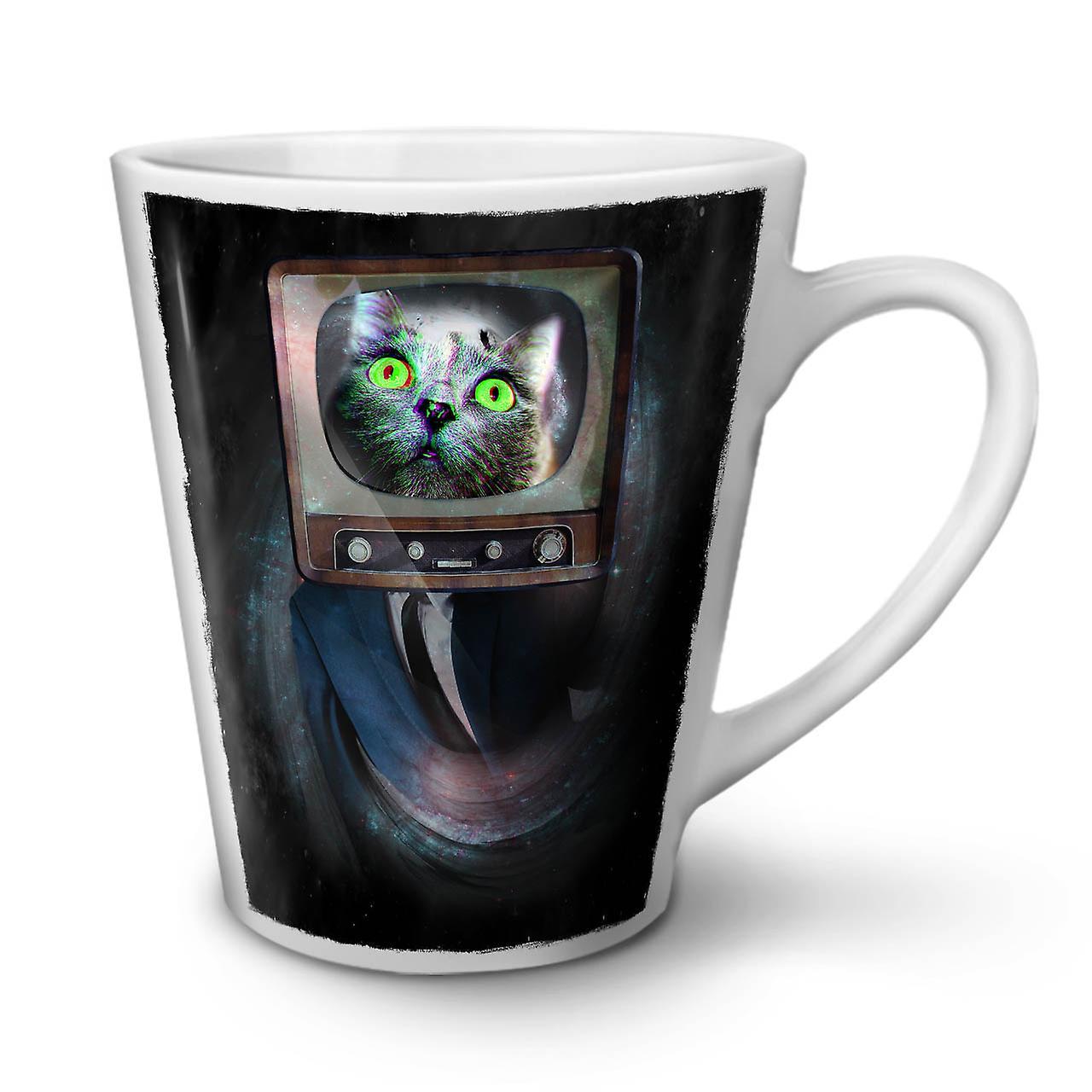Gentleman Thé Céramique Tv Mignon En 12 Blanc Sir Mug Nouveau Latte OzWellcoda Café b7ygvfY6