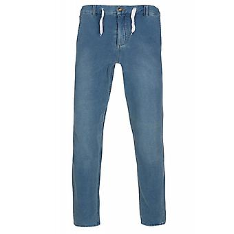 Sweet SKTBS 24/7 denim Jogger bukser mænds sweatpants blå