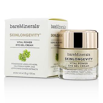 Bareminerals Skinlongevity Vital Power Eye Gel Cream - -