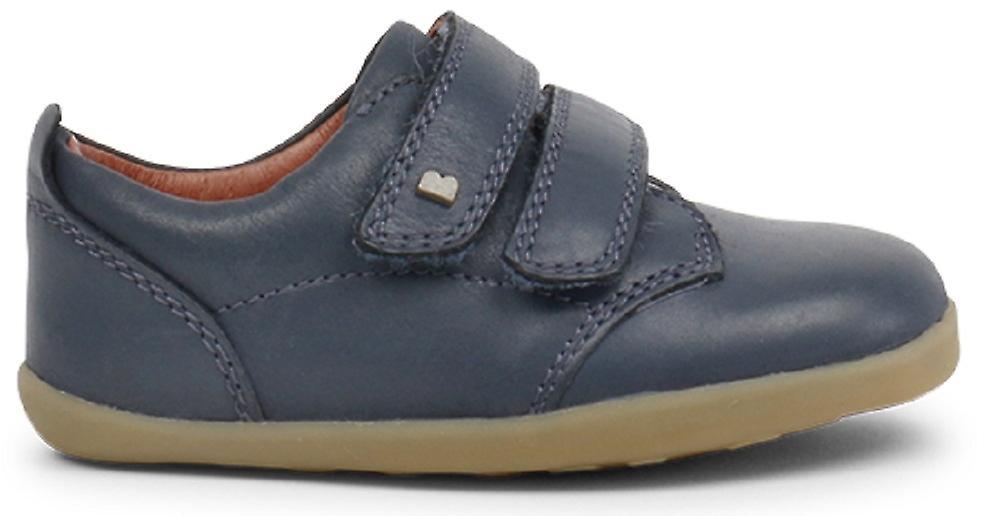 Bobux Step Up garçons Port chaussures Navy