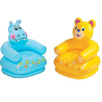 HAPPY ANIMAL CHAIR ASSORTMENT. Ages 3-8. 3 Styles