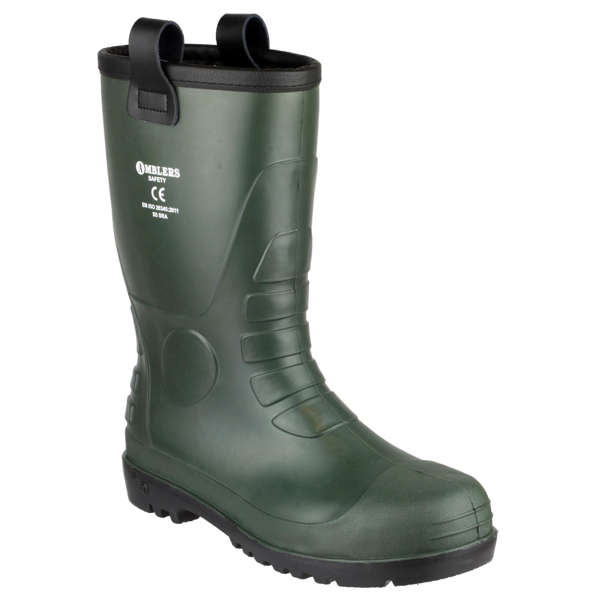 Footsure 97 PVC Rigger Safety Wellingtons     Mens stivali | Apparenza Estetica  | Scolaro/Signora Scarpa  d48460