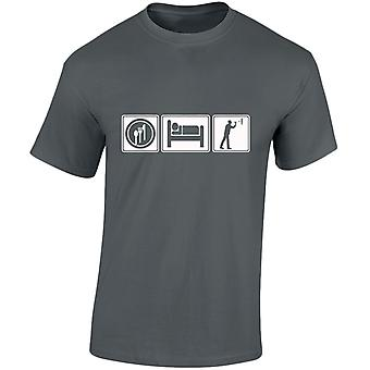Eat Sleep Darts Mens T-Shirt 10 Colours (S-3XL) by swagwear