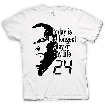 Koszulka damska - Jack Bauer - 24 najdłuższy dzień - śmieszne