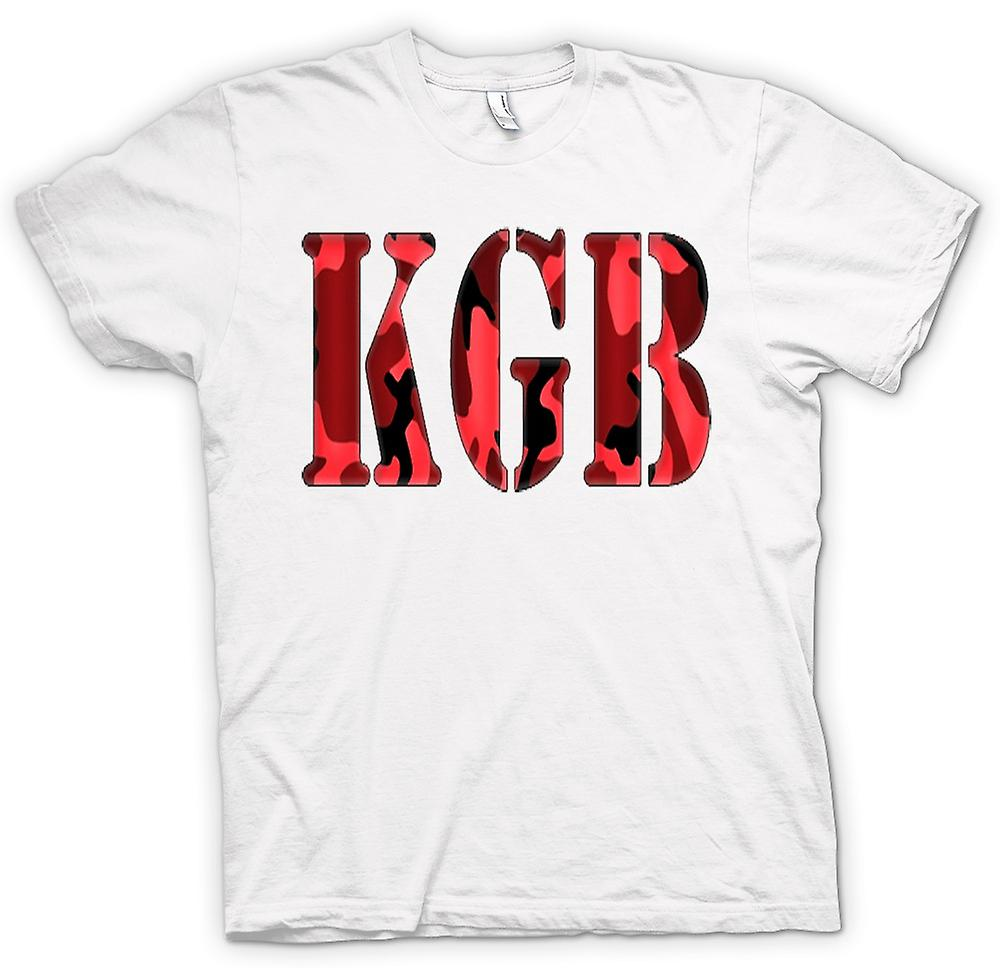 Womens T-shirt - KGB - Russian Intelligence