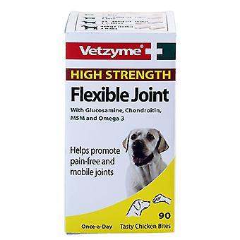 Bob Martin Vetzyme High Strength Flexible Joint for Dogs, Tasty Chicken Bites