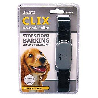 Company of animals Clix No Bark Dog Collar, Small