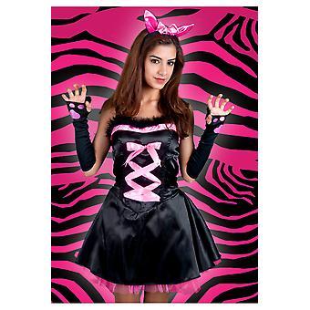 Kvinnor kostymer kvinnor sexig katt flicka