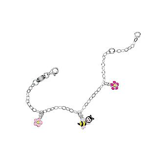 Scout children children bracelet silver bee girl 260232100