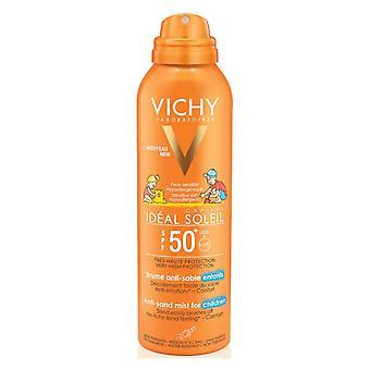 Vichy Ideal Soleil SPF50+ Anti-Sand Mist for Children