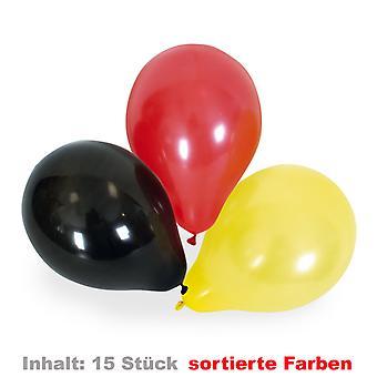 Balloons fan Germany party football fan article