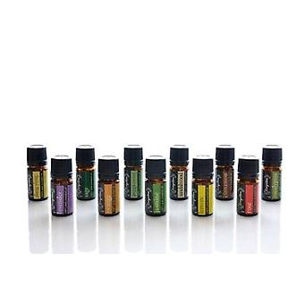 Set,11 Essential oils from Evergetikon for Aromatherapy.