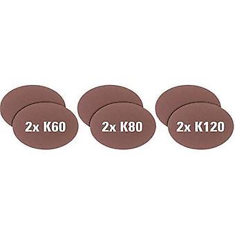 Grinding discs Einhell 2093241 CC-PO 110/1/2 E