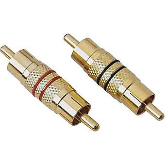 RCA adapter Sinuslive CVM [1x RCA plug (phono) - 1x RCA plug (phono)]