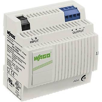 WAGO EPSITRON® COMPACT POWER 787-1022 Rail mounted PSU (DIN) 24 Vdc 4 A 96 W 2 x