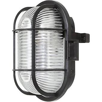 Wet room light E-27 EEC: depending on light source (A++ - E) 60 W Black