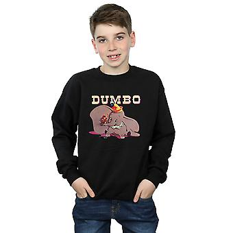 Disney Boys Dumbo Timothys trombon Sweatshirt