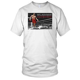 Pugile Klitschko campione di boxe Ladies T Shirt