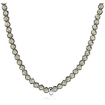 Esprit S925 Taupe Stone Necklace ESNL91755