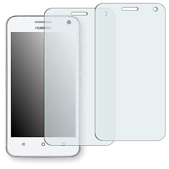 Huawei Y3 display protector - Golebo crystal clear protection film