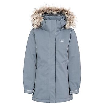 Trespass Girls Gardenia Waterproof Jacket