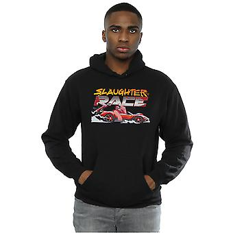 Disney Men's Wreck It Ralph Slaughter Race Hoodie