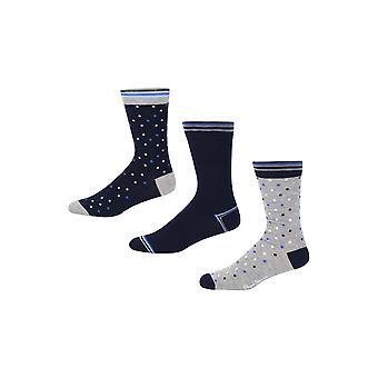 New Designer Mens Pepe Jeans Socks Stan Gift Set