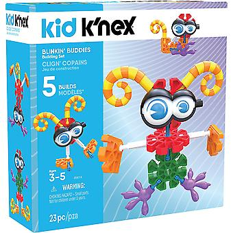 Kid K'NEX Blinkin' Buddies Building Set for Ages 3 and Up