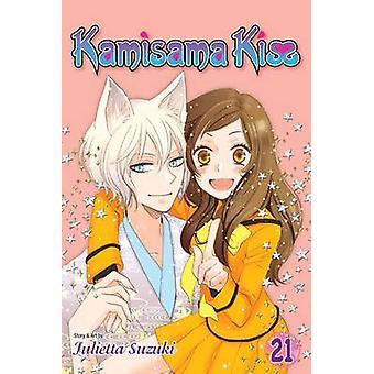 Kamisama Kiss - Band 21 von Julietta Suzuki - 9781421585222 Buch