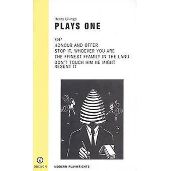 Livings - Plays One by Henry Livings - 9781840020441 Book