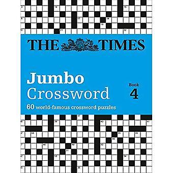 Times 2 Jumbo Crossword Book 4