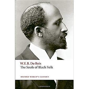 Dusze czarny Folk (Oxford światowej klasyki)