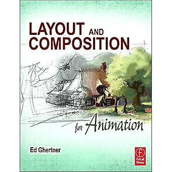 Lay-out en samenstelling voor animatie