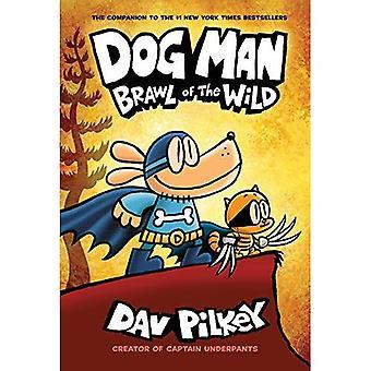 Cachorro homem 6: Briga selvagem (cão-homem)